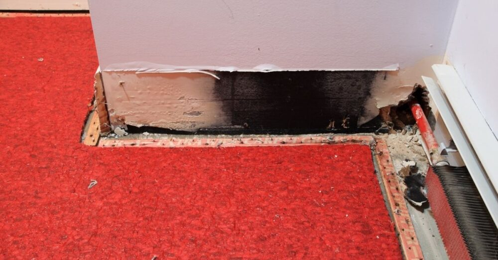 How To Deal With Basement Water Damage, How To Dry A Flooded Basement Carpet